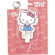 Свеча Фигура, Hello Kitty, 7 см, 1 шт.
