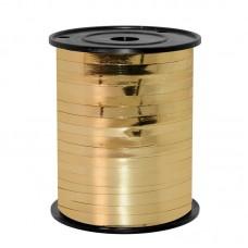 Лента (0,5 см*250 м) Золото (363), Металлик, 1 шт.