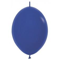 Линколун (12''/30 см) Королевский синий (041), пастель, 100 шт.