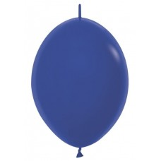 Линколун (6''/15 см) Королевский синий (041), пастель, 100 шт.