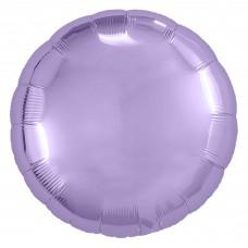 Набор шаров (9''/23 см) Мини-круг, Сиреневый, 5 шт. в упак.