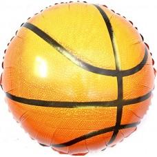 Шар (18''/46 см) Круг, Баскетбольный мяч, 1 шт.