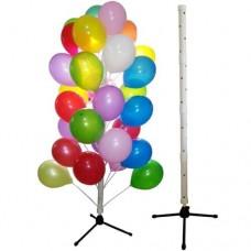Стойка для шаров, Витринная, сборно-разборная, 1,85 м, 1 шт.