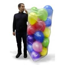 Пакет для транспортировки шаров, 1*1,65 м, 1 шт.