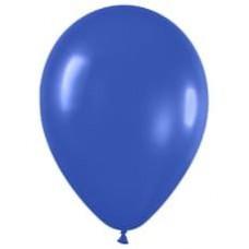 Шар (15''/38 см) Синий (041), пастель, 50 шт.