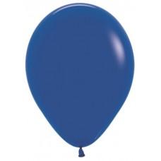 Шар (18''/46 см) Синий (041), пастель, 25 шт.