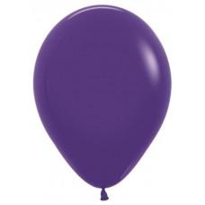 Шар (18''/46 см) Фиолетовый (051), пастель, 25 шт.