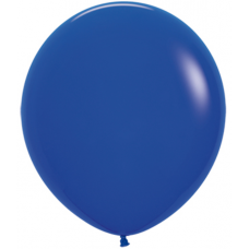 Шар (30''/76 см) Королевский синий (041), пастель, 4 шт.