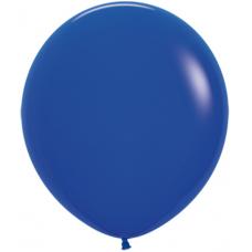 Шар (30''/76 см) Королевский синий (041), пастель, 20 шт.