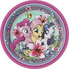 Тарелки (7''/18 см) My Little Pony, 6 шт.