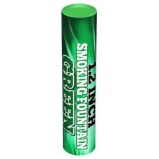 Дым зеленый 60 сек. h -170 мм, 5 шт