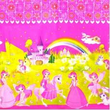 Скатерть Принцессы, 120 х 220 см