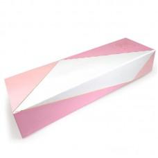 Коробка подарочная Для цветов, Розовый, 63*20*12 см, 1 шт.