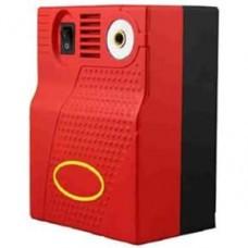 Компрессор, для ШДМ, с аккумулятором, Красный, 1 шт.