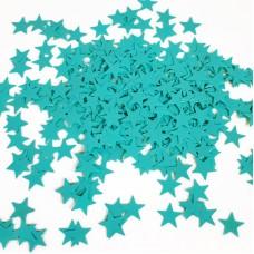 Конфетти Звезды, Голубой, 17 гр