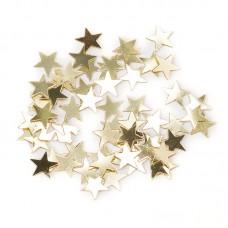 Конфетти Звезды, Белое Золото, 17 гр