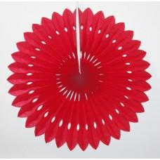 Диск, Красный (14''/36 см) 1 шт.
