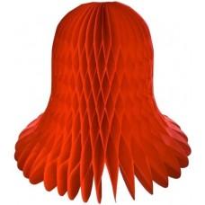Колокол, Красный (8''/20 см) 1 шт.