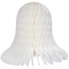 Колокол, Белый (8''/20 см) 1 шт.