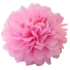 Помпон, Розовый (20''/51 см) 1 шт.