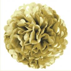 Помпон, Золото (20''/51 см) 1 шт.