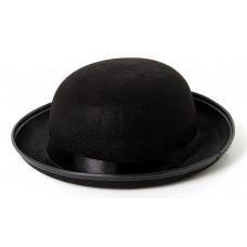 Шляпа Котелок, Черный
